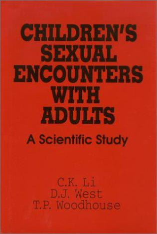 Cover image for the book Children's Sexual Encounters with Adults