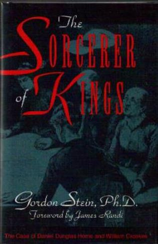 Cover image for the book The Sorcerer of Kings