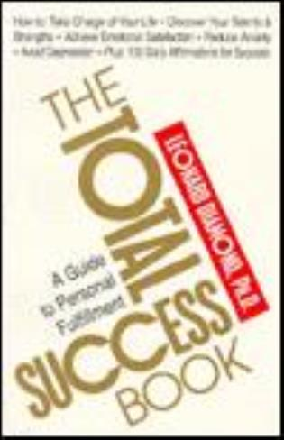 Cover image for the book The Total Success Book