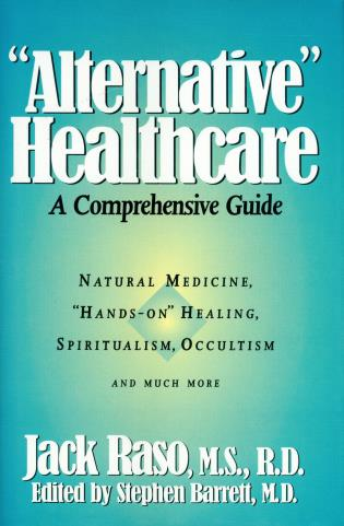 Cover image for the book Alternative Healthcare