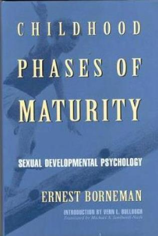 Cover image for the book Childhood Phases of Maturity