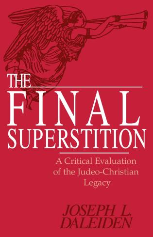Cover image for the book The Final Superstition