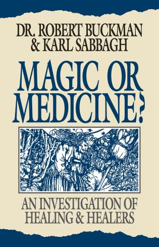 Cover image for the book Magic or Medicine?