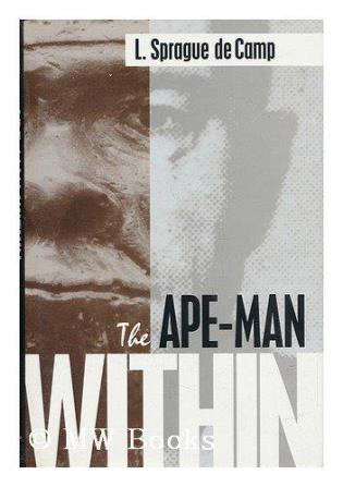 Cover image for the book The Ape-Man Within