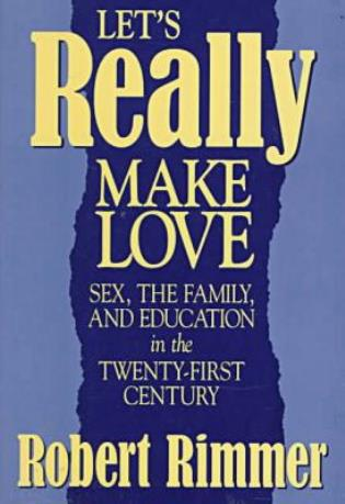 Cover image for the book Let's Really Make Love