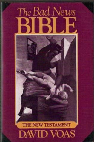 Cover image for the book The Bad News Bible