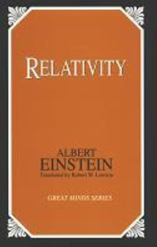Cover image for the book Relativity