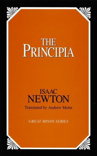 Cover image for the book The Principia
