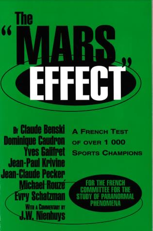 Cover image for the book The Mars Effect