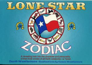 Cover image for the book Lone Star Zodiac