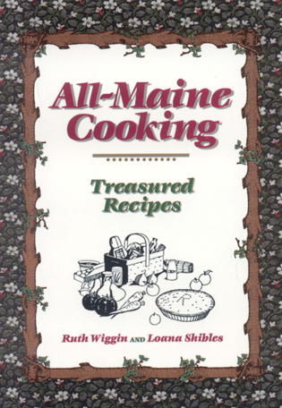 Cover image for the book All-Maine Cooking