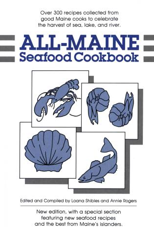 Cover image for the book All-Maine Seafood Cookbook