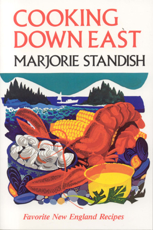 Cover image for the book Cooking Down East