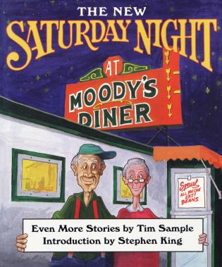Cover image for the book The New Saturday Night at Moody's Diner