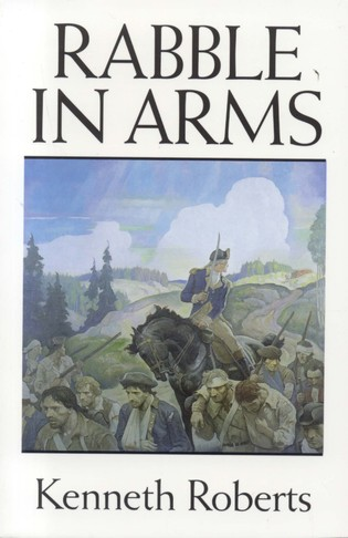 Cover image for the book Rabble in Arms