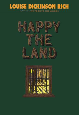 Cover image for the book Happy The Land