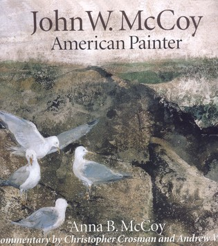 Cover image for the book John W. McCoy, American Painter