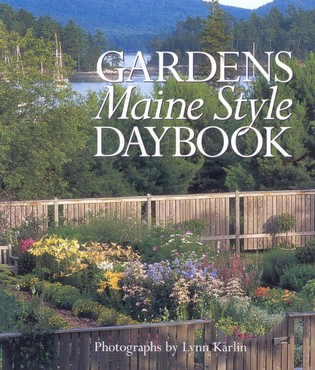 Cover image for the book Gardens Maine Style Daybook