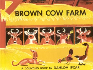 Cover image for the book Brown Cow Farm