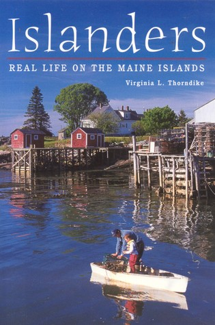 Cover image for the book Islanders