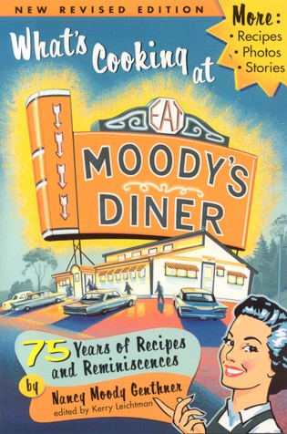 Cover image for the book What's Cooking at Moody's Diner