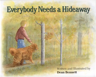 Cover image for the book Everybody Needs a Hideaway
