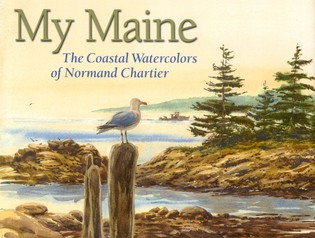 Cover image for the book My Maine