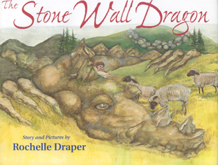 Cover image for the book The Stone Wall Dragon