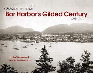 Cover image for the book Bar Harbor's Gilded Century: Opulence to Ashes