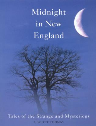Cover image for the book Midnight in New England: Strange and Mysterious Tales