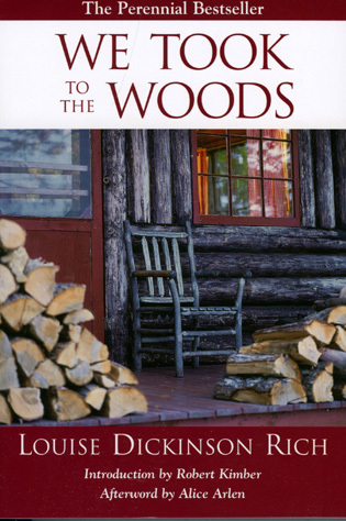 Cover image for the book We Took to the Woods, 2nd Edition