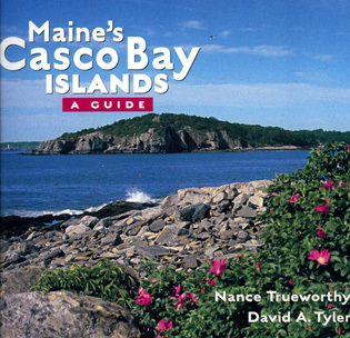 Cover image for the book Maine's Casco Bay Islands: A Guide