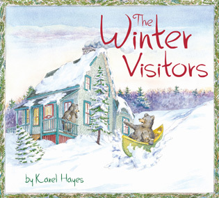 Cover image for the book The Winter Visitors