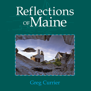 Cover image for the book Reflections of Maine