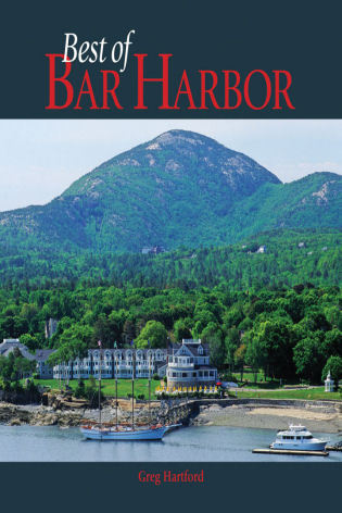 Cover image for the book The Best of Bar Harbor