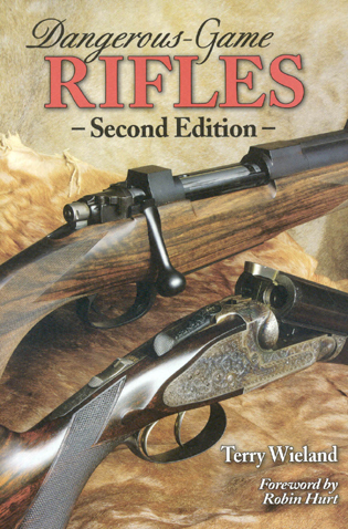 Cover image for the book Dangerous-Game Rifles, 2nd Edition