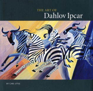 Cover image for the book The Art of Dahlov Ipcar