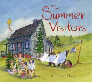 Cover image for the book The Summer Visitors