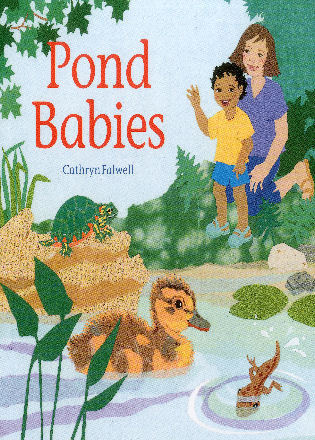 Cover image for the book Pond Babies