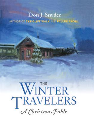 Cover image for the book The Winter Travelers: A Christmas Fable