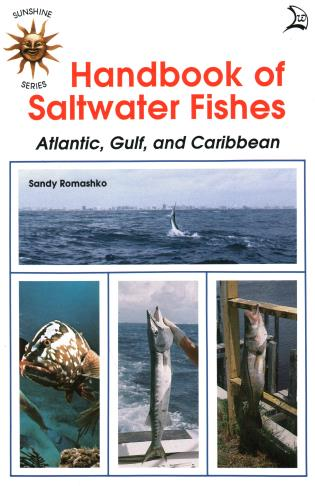 Cover image for the book Handbook of Saltwater Fishes: Atlantic, Gulf, and Caribbean