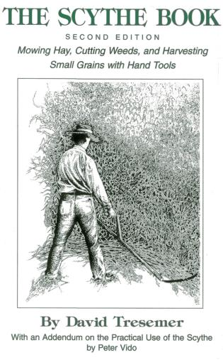 Cover image for the book The Scythe Book, 2nd Edition
