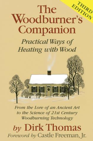 Cover image for the book The Woodburner's Companion, 3rd Edition