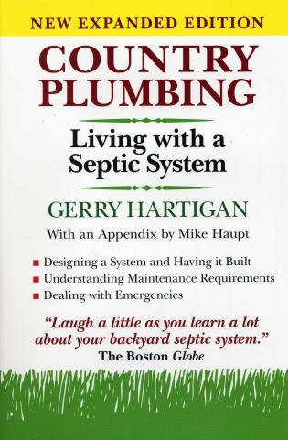Cover image for the book Country Plumbing: Living with a Septic System, 2nd Edition