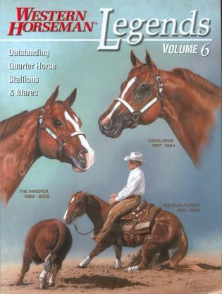 Cover image for the book Legends, Volume 6, First Edition