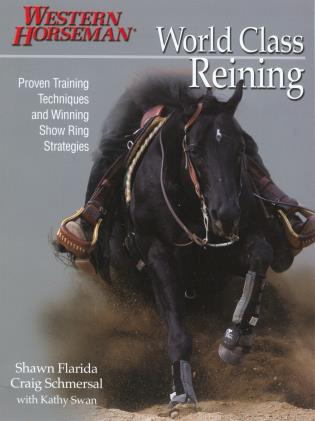 Cover image for the book World Class Reining, First Edition