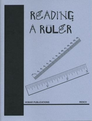 Cover image for the book Reading a Ruler