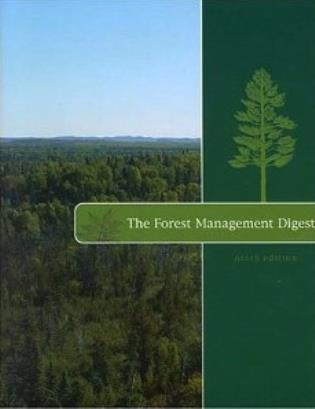 Cover image for the book Forest Management Digest, Ninth Edition