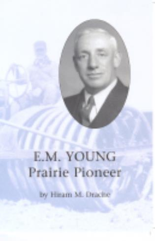 Cover image for the book E. M. Young: Prairie Pioneer