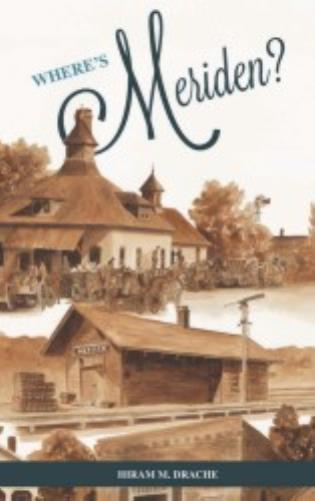 Cover image for the book Where's Meriden